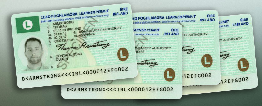 driving lessons limerick learner permit